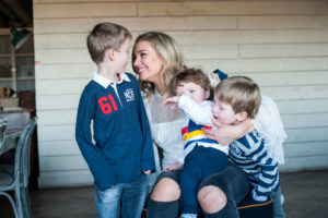 Family Break - Anna Daly